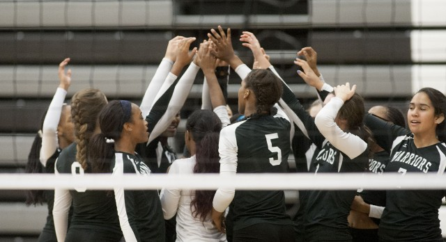 2017 Volleyball Transfer Student Tryouts