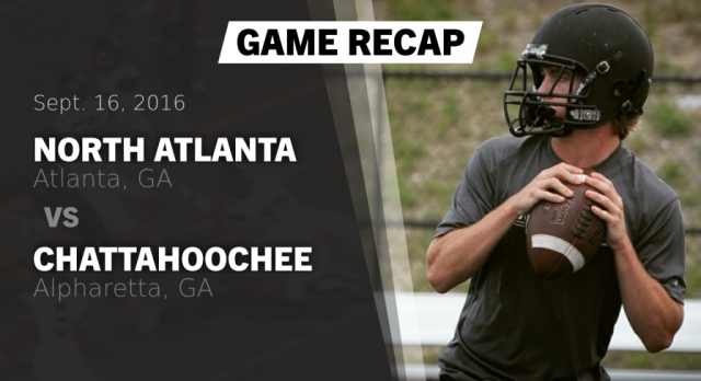 North Atlanta High School Football @Hooch