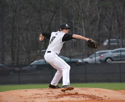 Tyler Israel Throws Shutout in Defeat of Chattahoochee HS