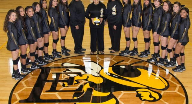 E-E Takes Second in Donna ISD Volleyball Tournament