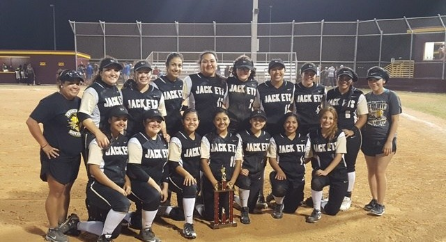 Lady Jackets on a Roll with 12 to 2 win against LaJoya Palmview