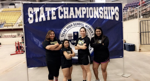 E-E Powerlifting makes noise at State