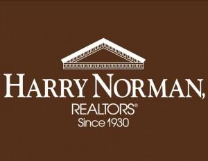 Tennis sponsor -Harry Norman