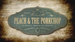 Tennis sponsor -Peach&Pork