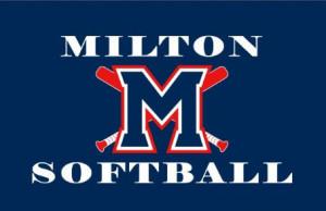 Milton Softball Logo 2