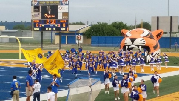 ZAPATA 34, VALLEY VIEW 28: At Pharr, the Tigers came close to pulling ...