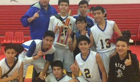 7th grade Boys Basketball takes home 1st Place - This is the home of ...