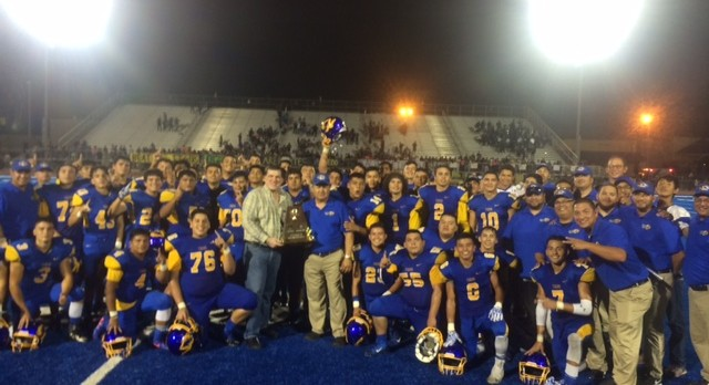 Mayor's Breakfast (Hidalgo Innercity Championship Bowl)