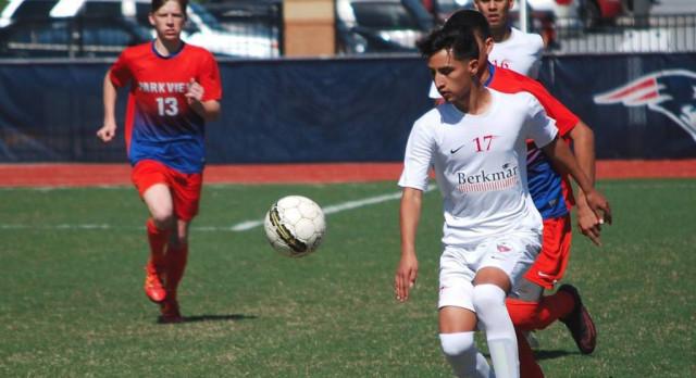 Berkmar Soccer Relishes Region Title