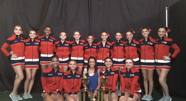 Stevenson Dance Team Places at UDA National Championship