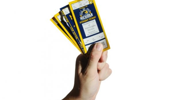 Battle of the Big House Tickets Now on Sale!