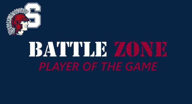 Battle Zone Player of the Game