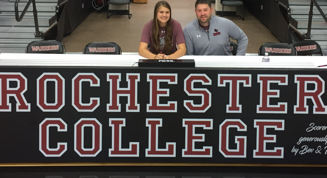Alayna Johnson has Committed To…