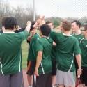 Boys Tennis vs. Holy Ghost 4-7-15