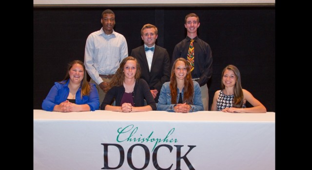 Dock Student-Athlete College Commitment Press Conference