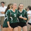 Girls Volleyball vs. CB South and Methacton