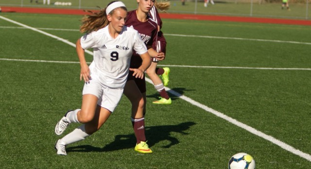 Persistence Pays Off For Girls Soccer with 3-0 Win Over Pottsgrove