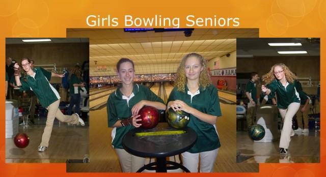 Girls Bowling Beat Jenkintown on Sr. Night
