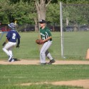 JV Baseball vs. Calvary Christian Academy 5/16/16