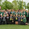 Dock Girls/Boys T&F PIAA District 1 AA Champions 5.20-21.16 (HA)