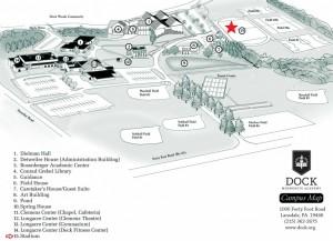 Campus Map HS