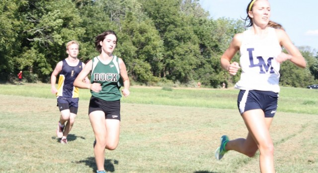 Girls Cross Country Competes In Hershey