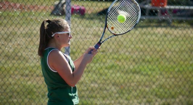 Girls Tennis beat Lansdale Catholic 4-3
