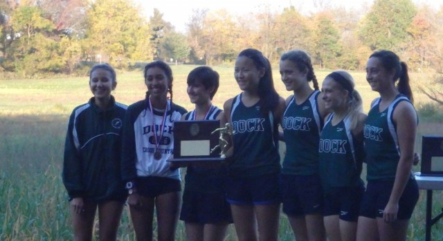 Girls Cross Country Repeats As BAL Champs