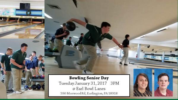 Bowling Sr. Day
