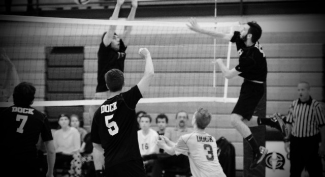 PIAA AA Boys Volleyball State Quarterfinals