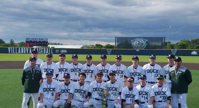 Dock Mennonite Academy Baseball Blanks Devon For District Title