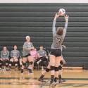 Girls Varsity Volleyball vs. Methacton