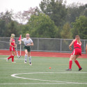 Middle School Field Hockey vs Indian Crest 9/18