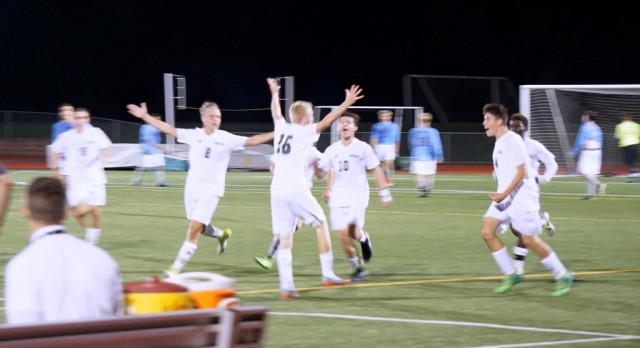 Thrilling OT Victory For Dock Boys Soccer