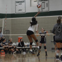 Girls Varsity Volleyball vs. Calvary