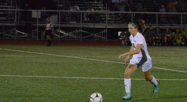 Come From Behind Victory For Girls Soccer Over MaST