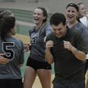 Girls Varsity Volleyball vs. Villa Joe