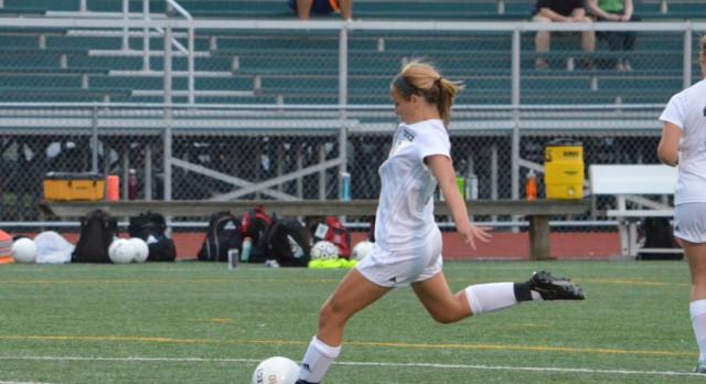 Dock Girls Soccer Beat Girard College 7-1