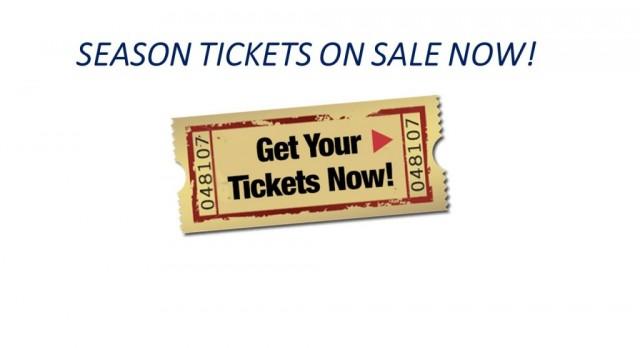 Season Tickets!