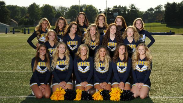 Cheerleading - Varisty Team