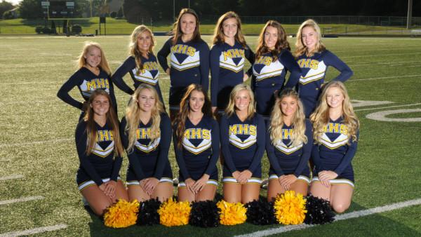 Cheerleading - Comp Team