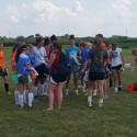 Girls Soccer – 1st Practice