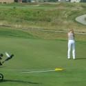 Girls Golf at Confernece