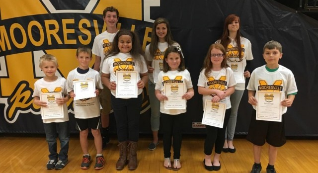 Champions of Character – October Winners