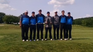 Boys Golf Conference Champs