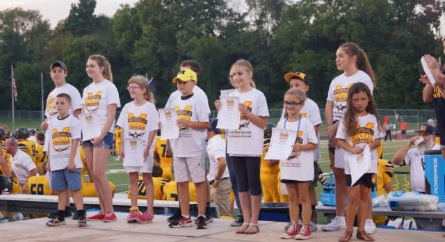 August Champions of Character Award Winners