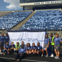 BSW Roney Bone & Joint Institute Sideline Tent