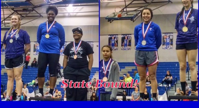Joiner-Hargrove, Garcia advance to state powerlifting meet