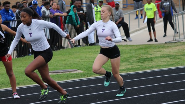uil regional track meet schedule of events