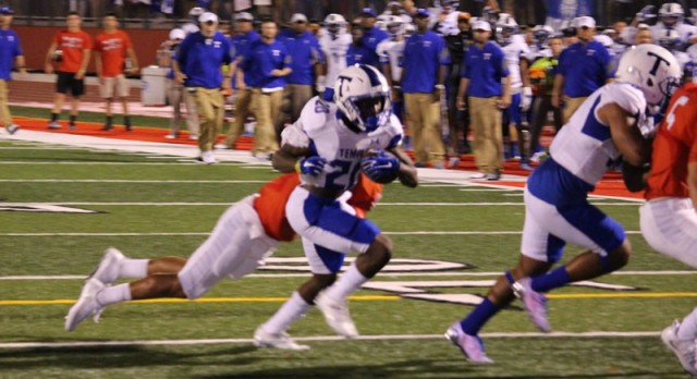 Wild rivalry renewal: Temple holds off Belton for 28-20 victory